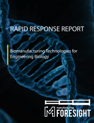 Engineering Biology Report Cover