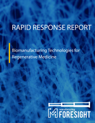 Regenerative Medicine Report Cover