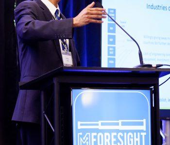 MForesight Director, Sridhar Kota