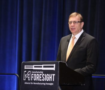 Mike Russo welcomes everyone to the 2017 MForesight National Summit