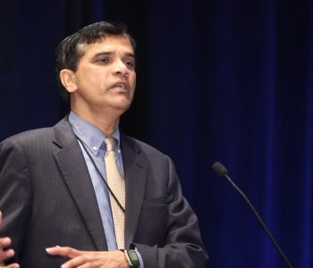 Sridhar Kota sharing about MForesight