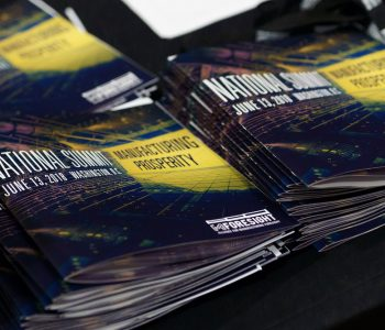 MForesight National Summit program booklets