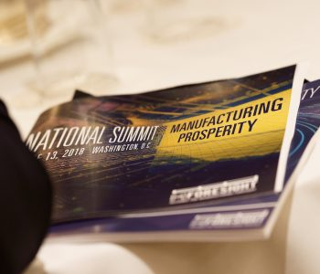 Summit program booklet and the new report