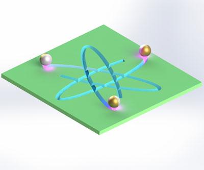 Nanorobotics Platform for Nanomanufacturing