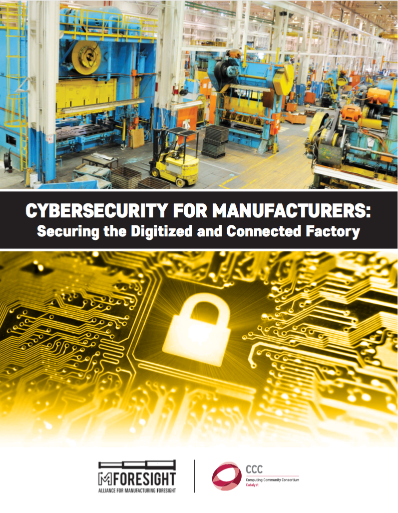 Cybersecurity Report Cover