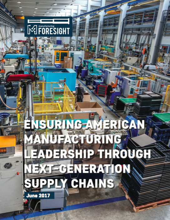 Next-Generation Supply Chains Report Cover