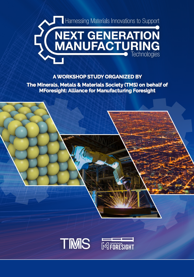 Materials Innovations Report Cover
