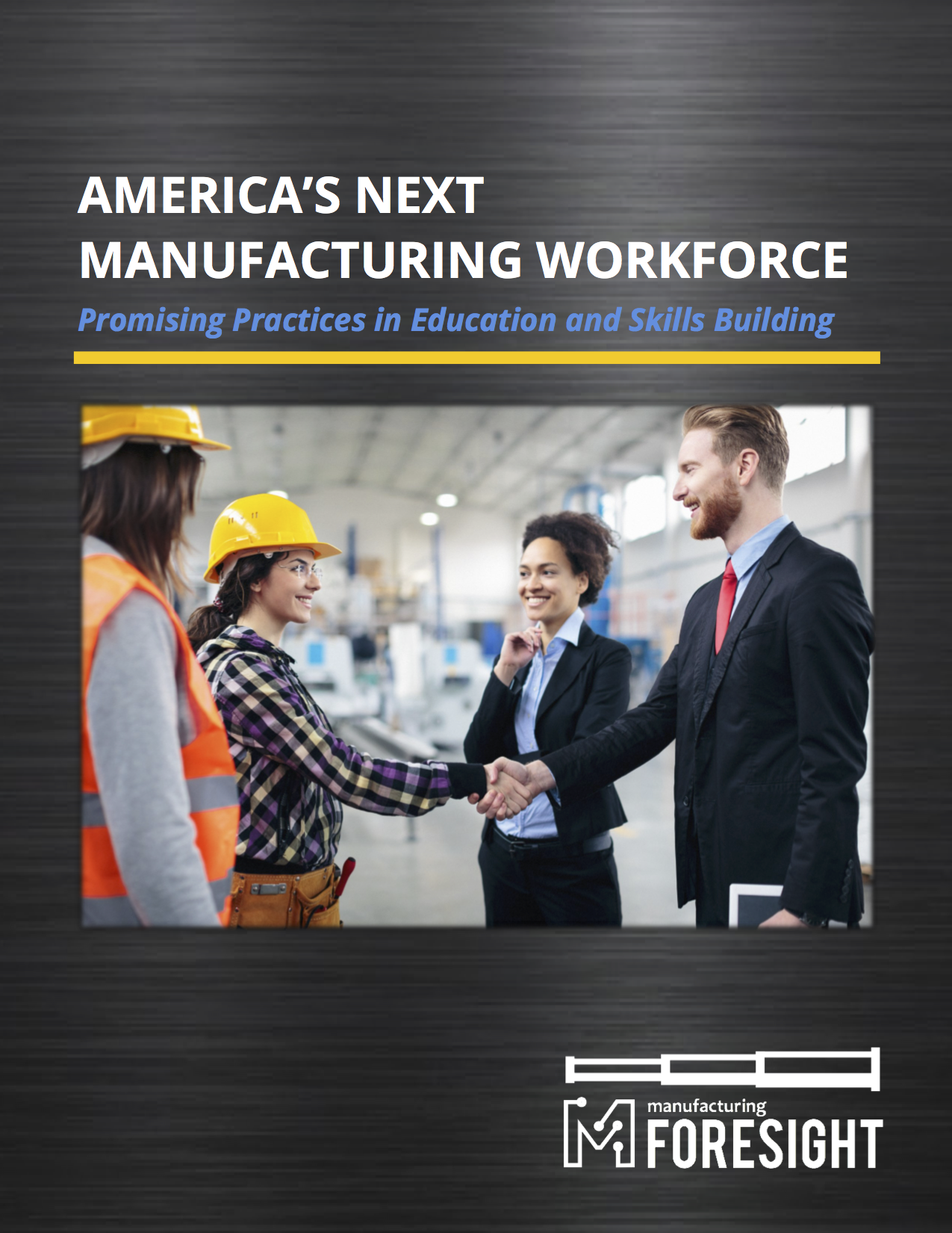 Workforce Development Report Cover